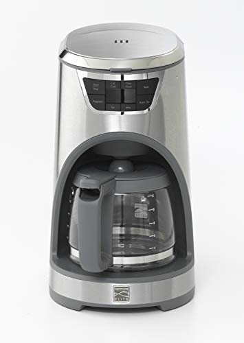Kenmore Elite 76772 12-Cup Drip Coffee Maker in Stainless Steel