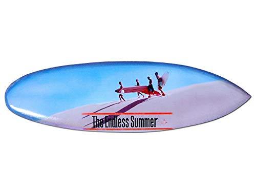 Seestern Sportswear Tabla de surf decorativa de madera, 50,80 o 100 cm, diseño de aerógrafo, surf, surf, surf, surf, surf, surf, surf, surf, 80 cm