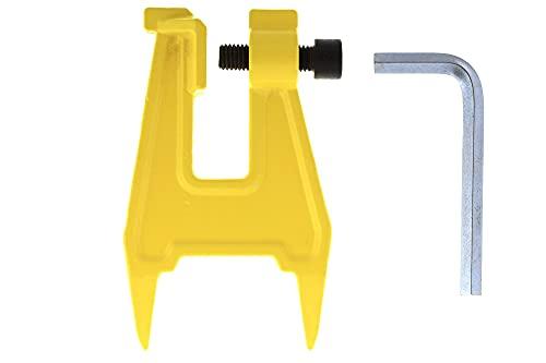 Stump Vise, Portable Chainsaw Sharpening Accessory, Chainsaw Filing Vise, Sharpening Vise, Chainsaw Teeth Sharpening Vise