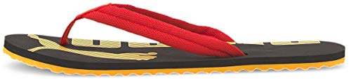 PUMA Epic Flip-Flop, (Rojo de alto riesgo/azafrán), 40 EU