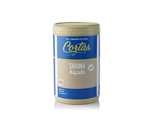 Tahina crème de sésame Cortas 454 g