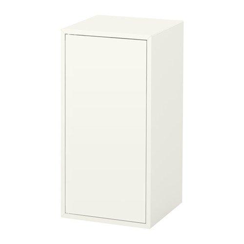 IKEA Schrank mit Tür und Regal, weiß, 2028.111129.1434