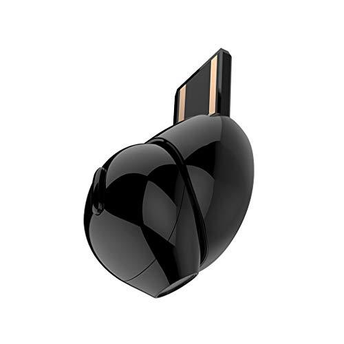 Bluetooth 4.2 Mini-oortelefoon Headset In-ear draadloze koptelefoon Telefoon Muziek Oordopjes USB Magnetisch oplaadstation
