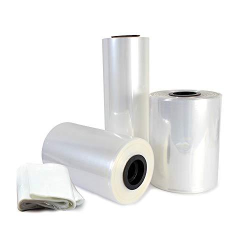 FxsD Film Transparente PVC del Encogimiento del Calor Bolsa de Bolsa de...