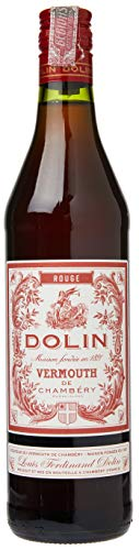 DOLIN ROUGE - VERMOUTH DE CHAMBÉRY - VOL. 16% - 75CL
