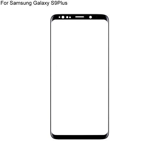 zNLIgHT Interne Telefoon Onderdelen | UV Lijm Voorste Glas Scherm Vervanging voor Samsung Galaxy S9 G960/S9 Plus G965, for Samsung Galaxy S9 Plus, Onecolor