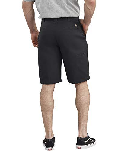 Dickies Men's Tall 11 Inch Flex Flat Front Active Waist Short Big