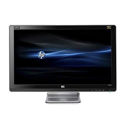 HP Pavilion 2710m 68,6 cm (27 Zoll) Widescreen TFT Monitor DVI-D/VGA/HDMI (Kontrastverhältnis 60.000:1, Reaktionszeit 2ms) schwarz