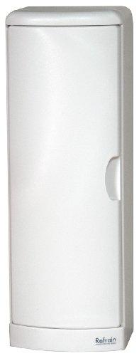 シンカテック トイレ収納ケース シングル N ホワイト