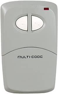 Linear Multi-Code Visor Transmitter, 2-Channel (412001)