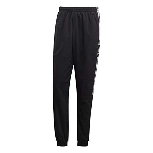 adidas Originals Men's Lock Up Track Pant, black, Large