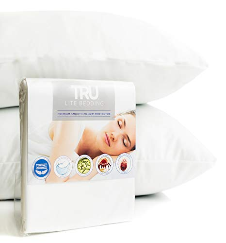 Anti Allergy Dust Mite Pillow Cases | Allergen and Bedbug...