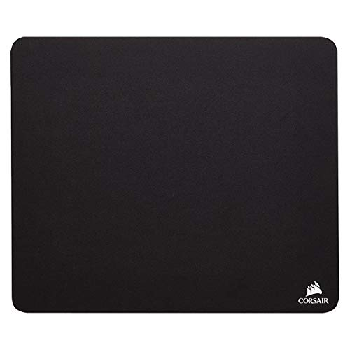 Corsair MM100 - Cloth Mouse Pad - High-Performance Mouse Pad Optimized for Gaming Sensors - Designed for Maximum Control, Black