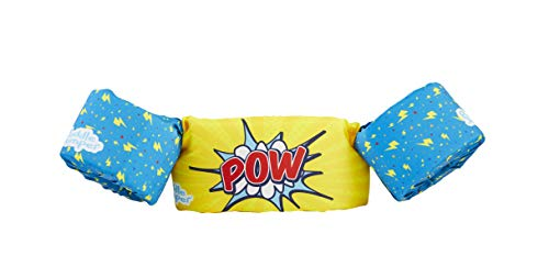 Why Choose Stearns Original Puddle Jumper Kids Life Jacket | Deluxe Life Vest for Children, Pow