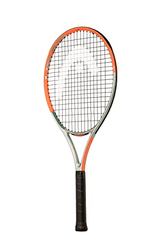 HEAD Radical 26 - Raqueta de tenis y 3 pelotas de tenis Penn