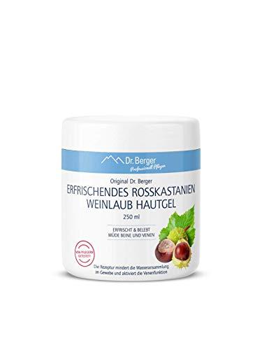 Original Dr. Berger erfrischendes Rosskastanien Weinlaub Hautgel