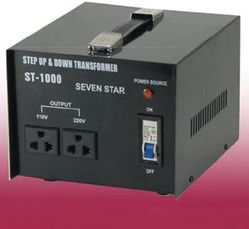 Sevenstar ST-1500 Credence Transformers Sale Special Price