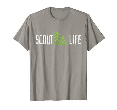 Scout Camping Hiking T-Shirt