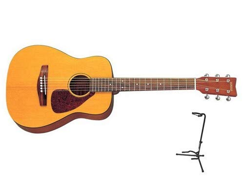 Yamaha FG Jr. Student Acoustic Guitar w/Stand