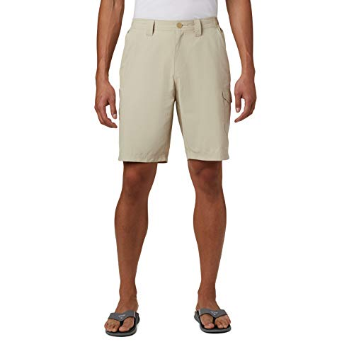 Columbia Men's PFG Blood and Guts III Short, Stain Repellant, Sun Protection