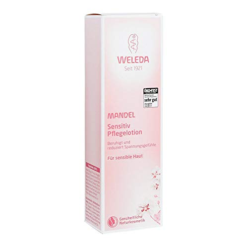 WELEDA Mandel Sensitiv Pflegelotion 200 ml