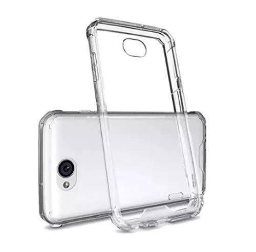 Capinha Silicone Transparente Antichoque LG K10 Power M320TV