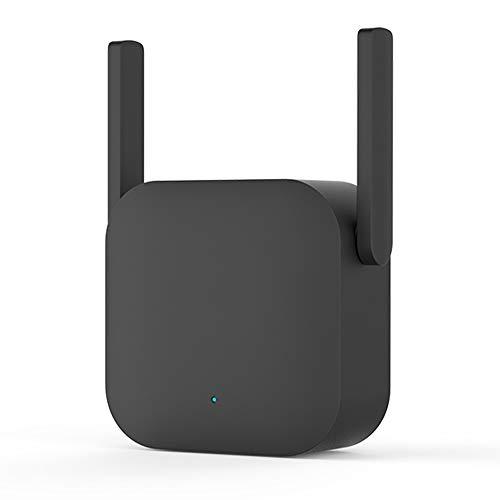 Liutao-routers, wifi-repeater Mi versterker netwerkextender router power extender 2 antenne voor router wifi, Add UK Adapter, A
