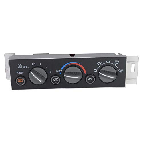 9378805 16231165 Air Conditioner Controller Board Compatible with Chevrolet Tahoe Base Suburban 1500 2500 Cadillac Escalade 99-2000 GMC Yukon Denali SL SLT XL 16238885 16240105 15-72547