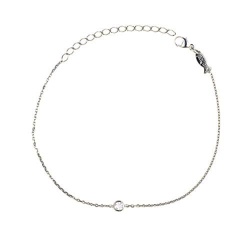 Kurshuni Armband Glint mini Silber