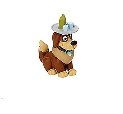"Disney Peterman Peter Pan Nana Dog Puppy 2"" Lose Mini Pvc Figure Figurine Cake Topper"