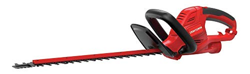 CRAFTSMAN Electric Hedge Trimmer, 22-Inch, Corded (CMEHTS822)