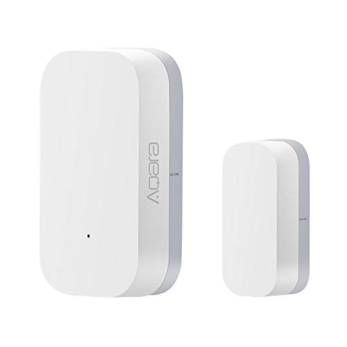 Guangmaoxin für Aqara Intelligent Window Door Sensor, ZigBee Version Control Smart Home Kit, Easy Installation Work with Mijia and Apple HomeKit APP