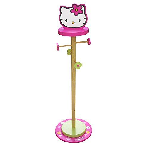 Fun House - 711168 - Ameublement Et Décoration - Hello Kitty - Portemanteau