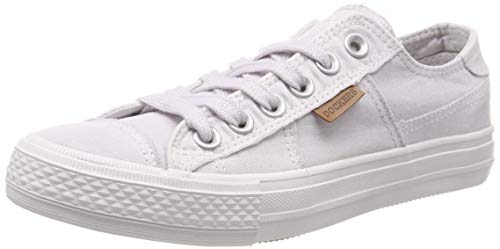 Dockers by Gerli 40th201-790750, Sneakers Basses Femme, Violet (Lila 750), 39 EU