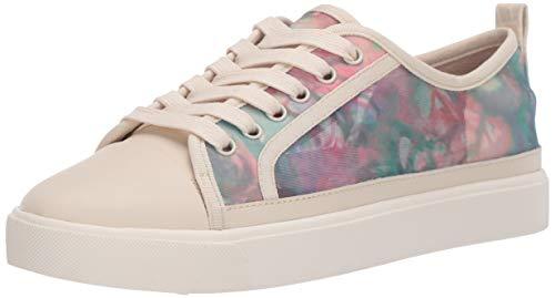 Sam Edelman Damen Edelyn Sneaker, Mehrere (Pastellfarben), 37.5 EU