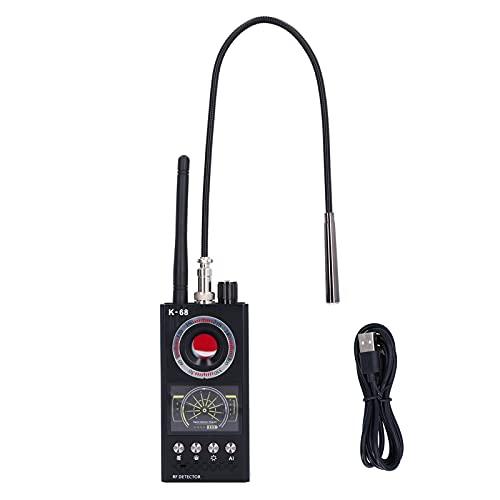 Buscador de cámara, Rastreador de cámara Detector de campo magnético Detección de ondas de radio 37V para exteriores