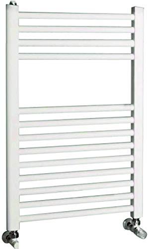 Cordivari Lisa 22 Towel Warmer Hydronic White Italy Design Straight 20''x28'' Radiator