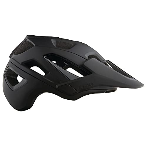 Lazer Unisex Casco Jackal Helm, schwarz (schwarz), Medium
