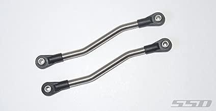 SSD RC Bent Titanium Steering/Panhard Links