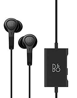 Bang & Olufsen Beoplay E4 In-Ear Headphones with Advanced Active Noise Cancelling (ANC) - Black (B0719RCW4P) | Amazon price tracker / tracking, Amazon price history charts, Amazon price watches, Amazon price drop alerts