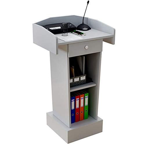 Präsentationsständer für Rednerpult / Podium, stabil, stehend, 60 x 40 x 110 cm