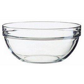 Luminarc E5616 Stackable Glass Bowl 7.75'