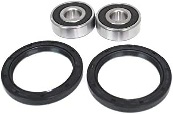 BossBearing Front Wheel Bearings and CX500C for Kit Brand Cheap Sale Venue Seals Max 76% OFF Honda