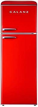 Galanz 12 Cubic Feet Dual Door Refrigerator