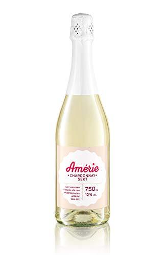 Chardonnay Sekt AMÉRIE (750 ml / 12%) Demi - Sec