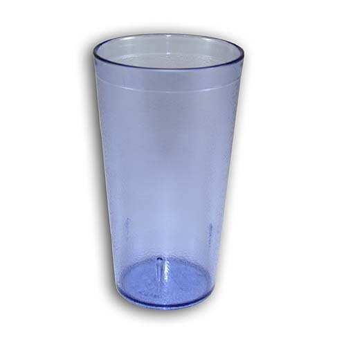 NEW, 16 Oz. (Ounce) Restaurant Tumbler Beverage Cup, Glassware & Drinkware, Stackable Cups,...
