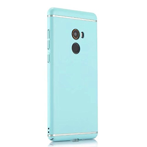 Funda® Fermezza Smartphone Custodie per Xiaomi Mi MIX 2(Menta Verde)