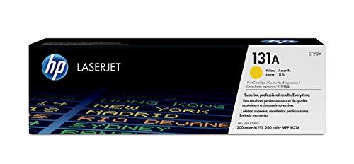 HP 131A - Amarillo - 1800 páginas - Cartucho de tinta LaserJet (CF212A)