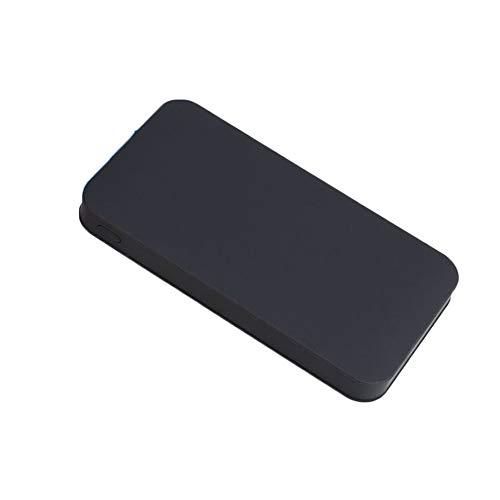 SACYSAC Power Bank ultradunne 10000 mAh met type-C draagbare oplader, compatibel met Apple, geschikt voor verschillende smartphones en tablets