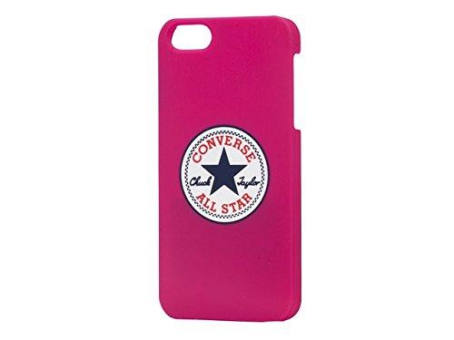 Converse All Star Chuck Taylor Carcasa con Enganche Trasero para iPhone 5/5S - Rosa